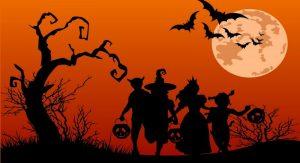 Sortie d'Halloween